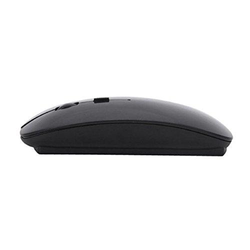 WINWINTOM Schlanke 2,4-GHz-optische drahtlose Maus Mäuse mit USB-Empfänger für Laptop PC Macbook (Kostüm Mausefalle Brettspiel)