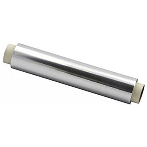 ALUFOLIE 1 KG super stark Aluminiumfolie Alurolle Auto-schmuck ® 29 cm x 150 m 35 Mikron (Silber)