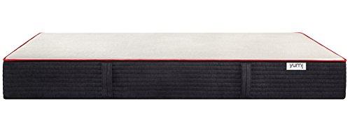 Yumi One-fits-all hochwertige Matratze, mit zwei Härtegraden, 90 x 200 cm
