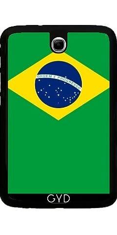 Hülle für Samsung Galaxy Note 8 N5100 - Flagge Von Brasilien by BruceStanfieldArtist