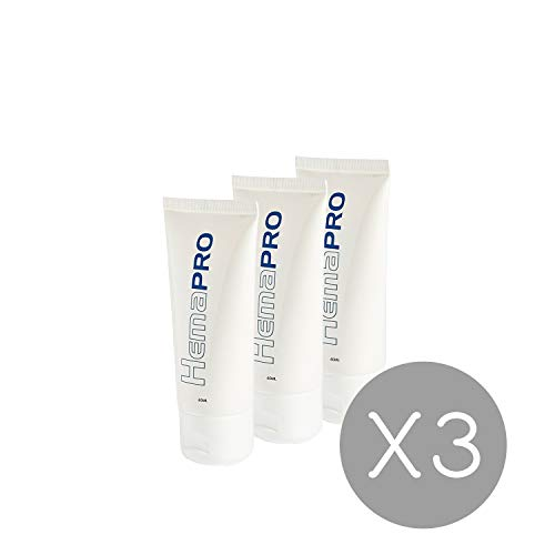 Hémorroïdes - 3 Hemapro Cream: Créme pour soulager les hémorroïdes
