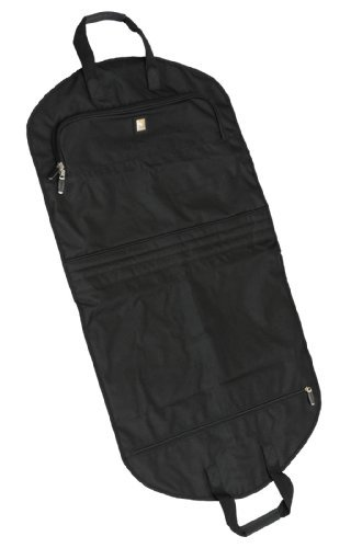 Skyflite - Satellite portatrajes ligero para un traje, color negro