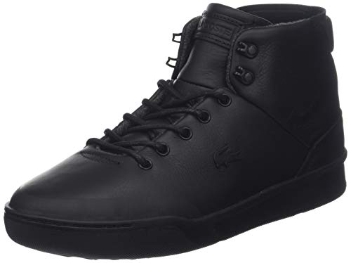 Lacoste Herren Explorateur Classic CAM002702H Sneaker, Schwarz (Black, 42 EU