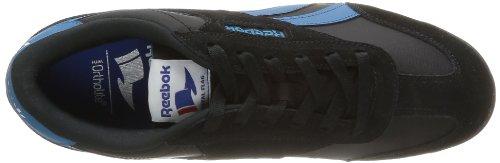 Reebok Reebok Royal Cl Rayen, Herren Sneaker Noir (Black/Conrad Blue)