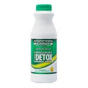 Zydot Euro Blend Detox Drink Mix (Flavours May Vary)