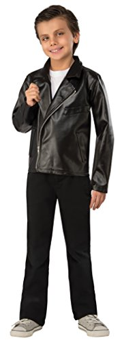 Rubies Grease Boys 50's Greaser T-Birds Costume Jacket S