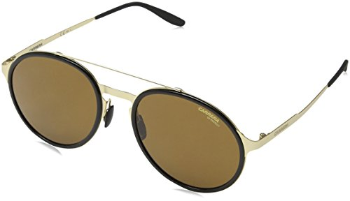 Carrera Herren 140/S 70 AOZ Sonnenbrille, SEMTT Gold/Brown, 53