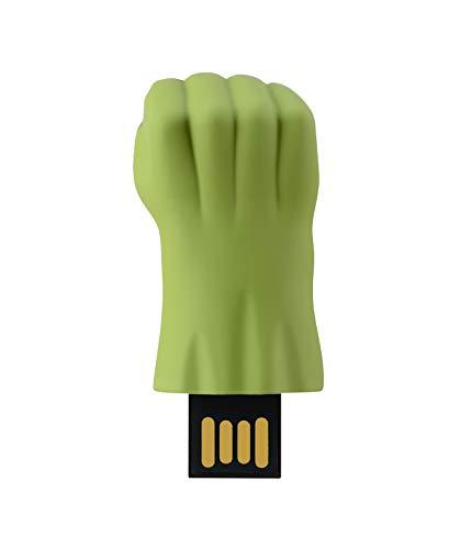 Stick Mann Kostüm Kind - Hulk USB Stick 8GB Marvel Avengers