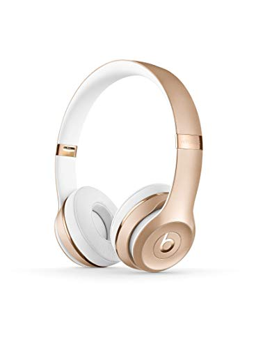Beats by Dr. Dre Solo3 Wireless On-Ear Kopfhörer, Gold Gold Bluetooth