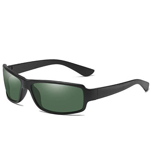 Sport-Sonnenbrillen, Vintage Sonnenbrillen, Polarized Sunglasses Men Fashion Square Mirror Driving Sun Glasses Uv400