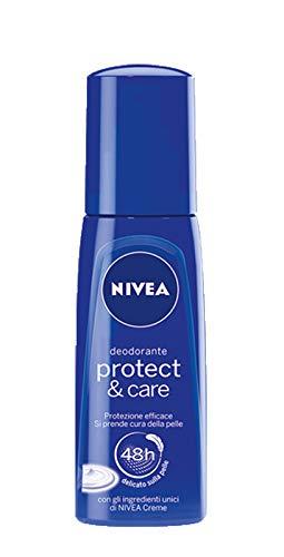 Nivea «Protect & Care» - Déodorant atomiseur (75 ml)