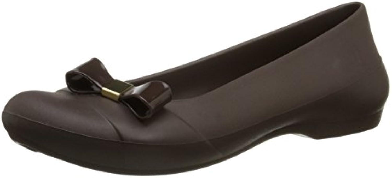 Crocs Crocs Crocs Gianna Simple Bow Flat W, Ballerine, Donna | Re della quantità  | Maschio/Ragazze Scarpa  028de3