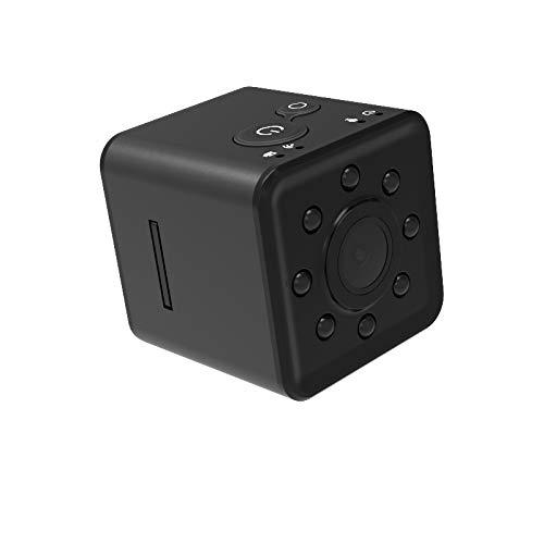 1080P Mini-Kamera, SQ13WIFI Kamera Wireless-Web-Kamera Outdoor-Sport schießen DV wasserdichte Tauchkamera,Black Kamera Web-monitoring