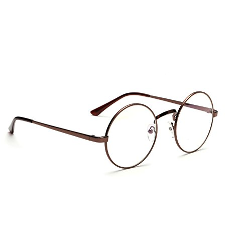 unisex-retro-round-metal-frame-clear-lens-eyeglasses-vintage-geek-glasses