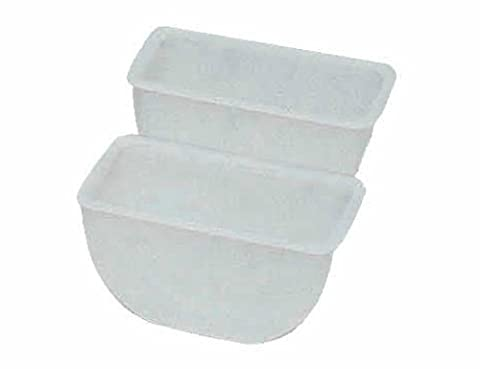 Update International (CD-INS) 1/2 qt Replacement Insert for Condiment Holders by Update International