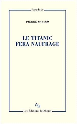 Les Francais Du Titanic - Le Titanic fera