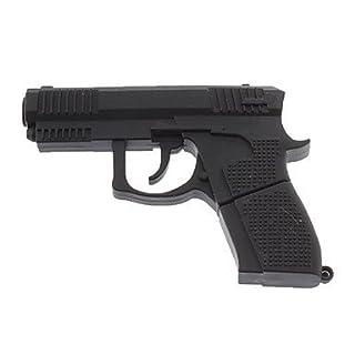 Asone 16GB Metal Revolver Gun Novelty USB Flash Drive/Memory Stick/Pen/Gift/Present
