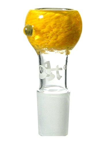 Boost - Braciere per bong e pipa ad acqua, Gelb, 18,8 mm