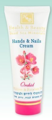 H&B Dead Sea Hands & Nails Cream Orchid by H&B Dead Sea