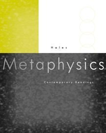 Metaphysics: Contemporary Readings