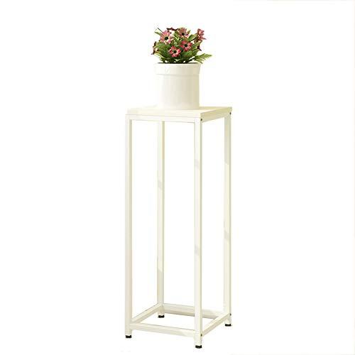 Support de pot de fleur en fer continental, présentoir pour plante en rack avec support en pot d'intérieur, balcon du salon de la terrasse (Couleur : 70cm)