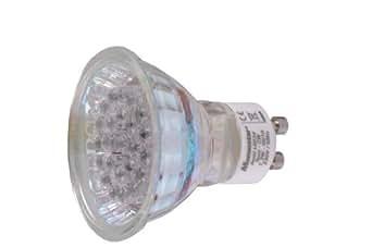 Memostar A0194 1,6 Watt 230 V Ambi 24–Spot à LED-Bleu