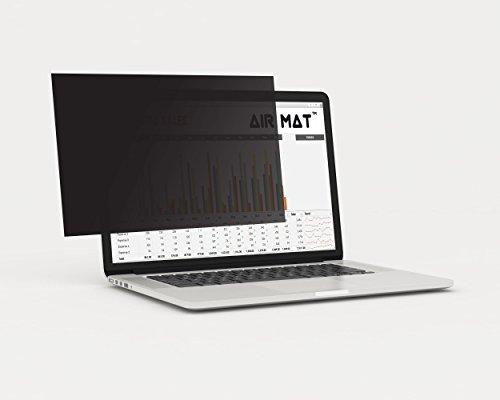 38,1cm Privacy Filter für MacBook Pro und Touch (mit Retina Display 2016Modell Apple Notebook), Best Displayschutzfolie Film für Daten Vertraulichkeit–vergleichen bis 3m (MacPro 38,1cm)