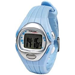 Topcom HB Watch 2°F00Heart Rate Monitor Watch with Finger Sensor