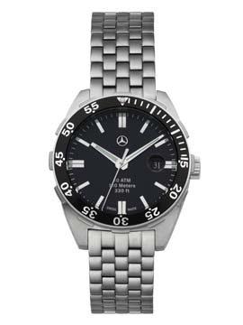 orologio-da-polso-uomo-acciaio-inox-argento-nero