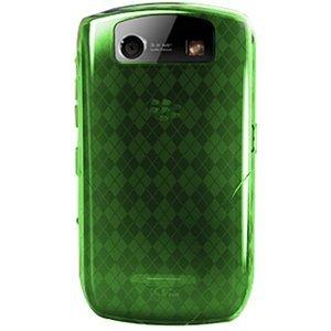 iSkin Vibes FX für BlackBerry Curve 8900-Envy grün Iskin Vibes Für Blackberry