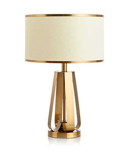 MISHUAI Lámpara de Mesa - Lámpara de Escritorio Simple con ...