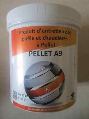 Chaudiere Pieces Detachees - pellet A9 produit d'entretien poêles et chaudières