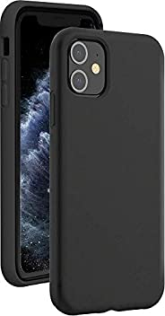 Big Ben Soft touch finish hard case for iPhone 11 - Black, COVSOFTIP1961BL
