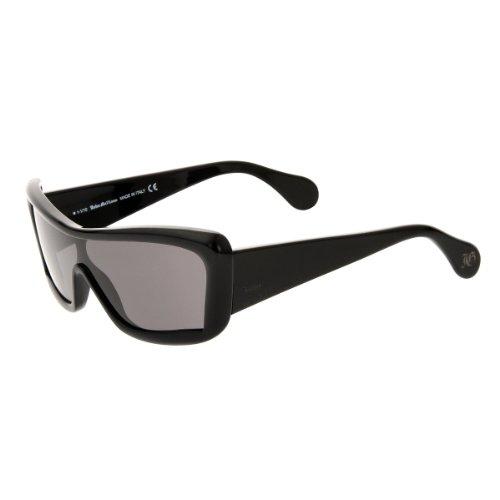 john-galliano-occhiale-da-sole-nero