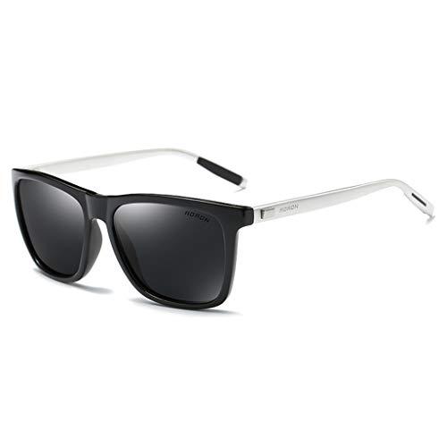 Guangtian Unisex Polarisierte Pilotenbrille für Herren Travel Drive Angeln Aluminium Magnesium...