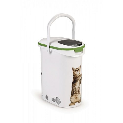Petlife 4kg Dry Food Container CAT