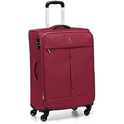 Trolley Medium 67 cm 4 Ruedas | Roncato Ironik | 415122-Rosso