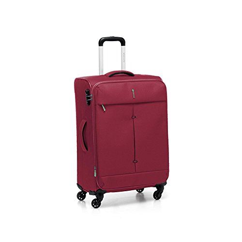Trolley Medium 67 cm 4 Ruedas | Roncato Ironik | 415122-Rosso