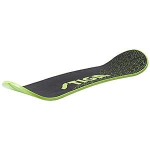 Stiga Snow Skate Green/Black Skateboarding Auf Schnee, One Size
