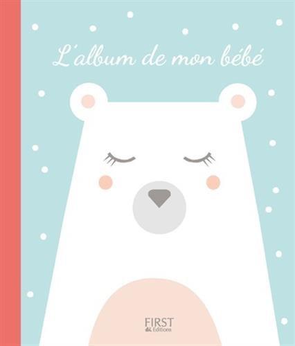 L'Album de mon bébé par Pernet Emilie