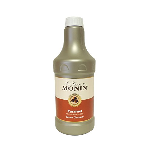 Monin - Caramel Sauce - 1.89L
