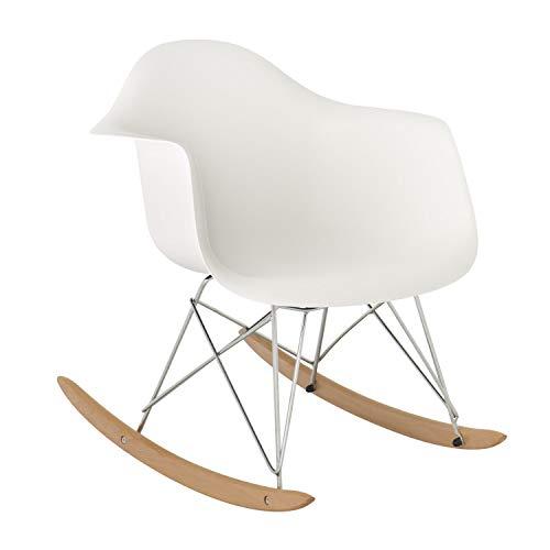 SKLUM Chaise à Bascule IMS Blanc - (Plus de Couleurs)