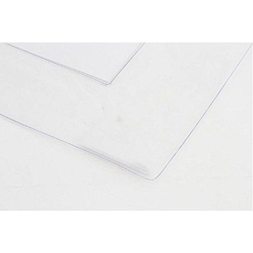 Liu Yu·Bureau, bureau A5 jaune transparent test crayon poche zip fichier sac 20 pièces / set