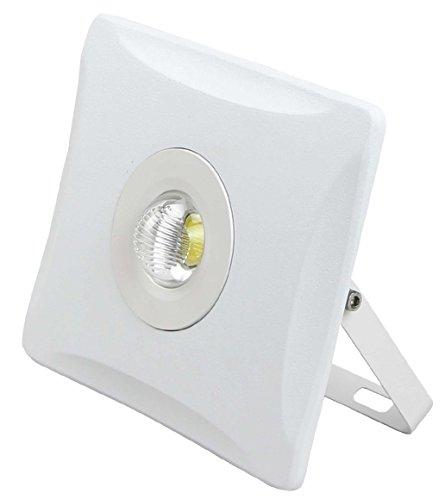 PRONETELEC Projecteur Design 50W LED Blanc 4200K IP65