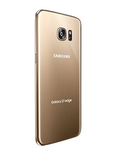 Samsung Galaxy S7 SM-G930F 5.1' SIM única 4G 4GB 32GB 3000mAh Oro - Smartphone (12,9 cm (5.1'), 4 GB, 32 GB, 12 MP, Android, Oro)- Versión Extranjera