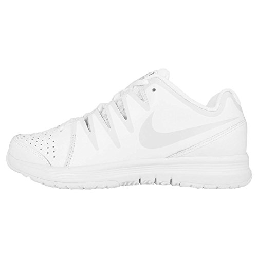Nike Wmns Vapor Court, Scarpe da Tennis Donna Bianco (Blanco (White / Light Bone-Pure Platinum))