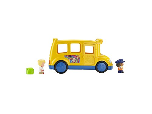 Fisher Price - Bjt47 - Jouet Musical - Le Bus Scolaire (Musical-bus Spielzeug)