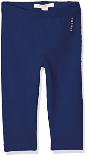 ESPRIT KIDS Baby-Mädchen RP2400107 Leggings, Blau (Marine Blue 446), Herstellergröße: 92