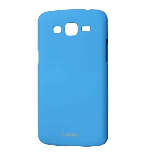 Casotec Ultra Slim Hard Shell Back Case Cover for Samsung Galaxy Grand 2 - Ocean Blue  available at amazon for Rs.149