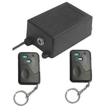 garage door receiverQuantek Garage Door Remote Control Transmitter and Amazoncouk